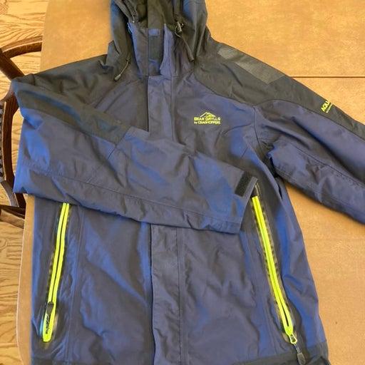 Bear grylls rain jacket