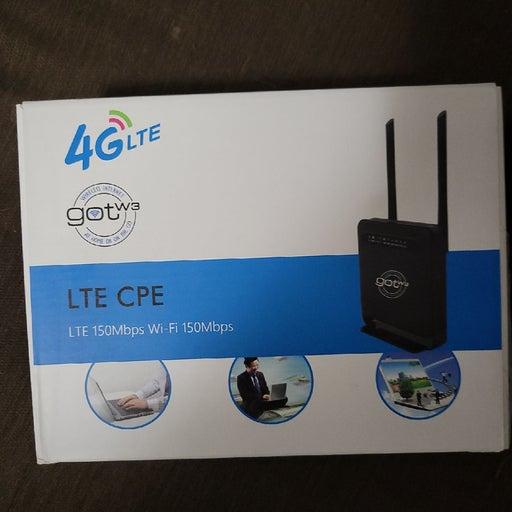 Brand new in box GotW3 4G modem