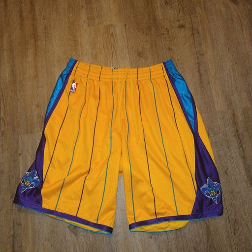 NBA new Orleans hornets shorts