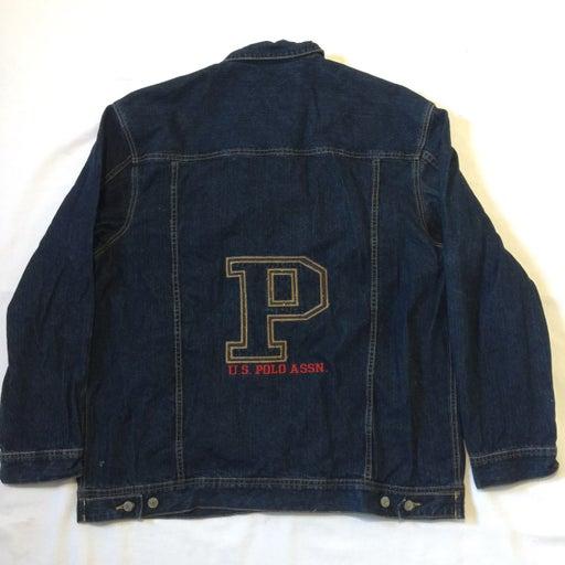 "Vintage U.S. Polo Association ""BIG P"""