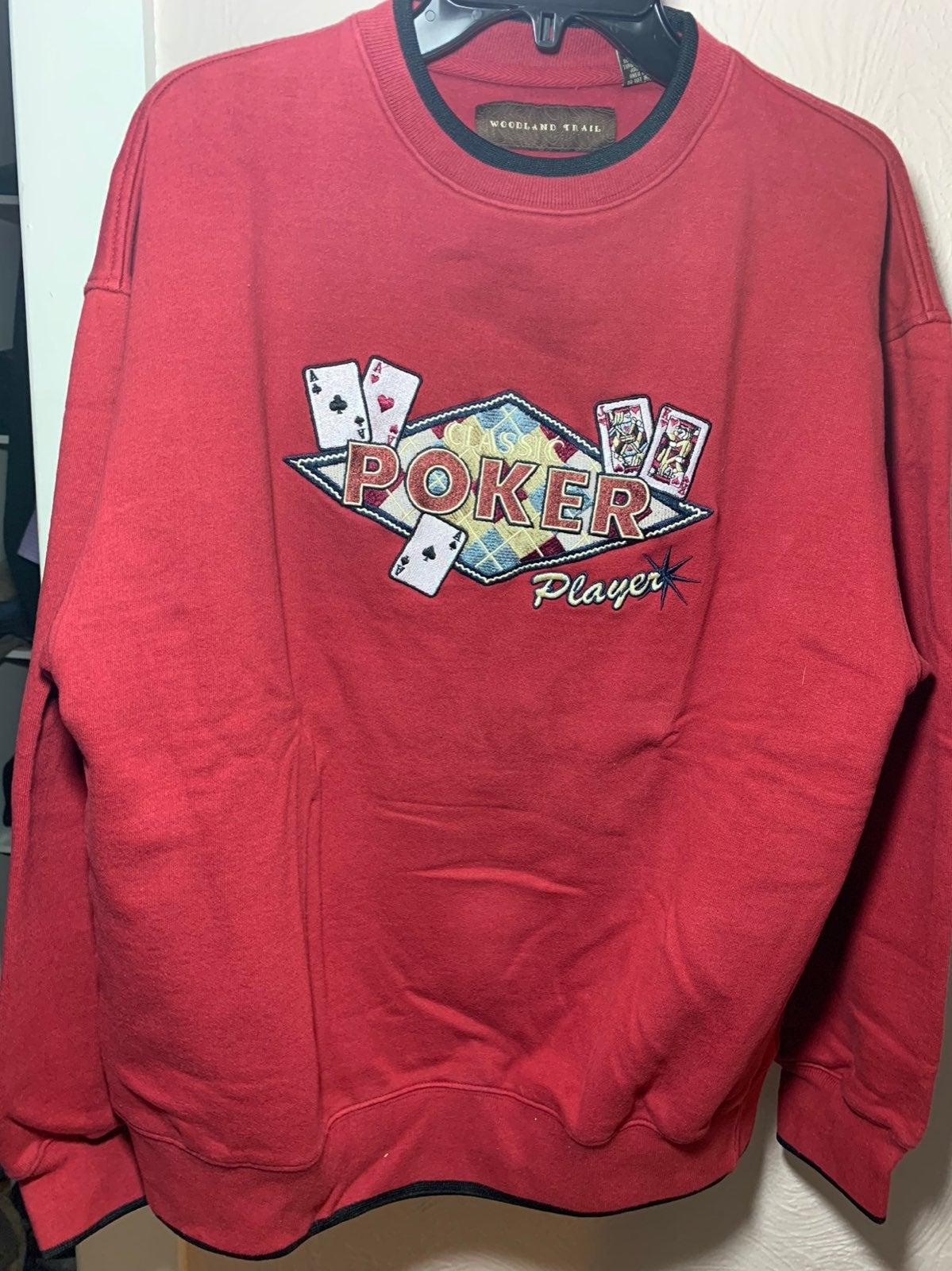 WOODLAND TRAIL Men's Sweatshirt