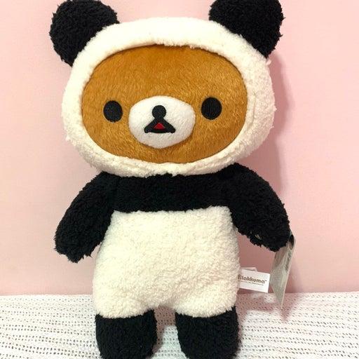 Rilakkuma Panda Plush