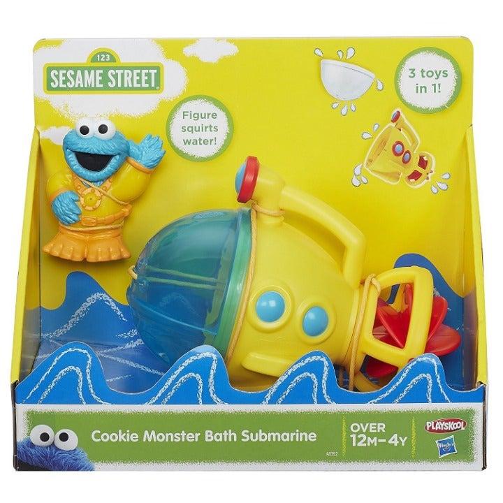 Cookie Monster Bath Submarine Toy