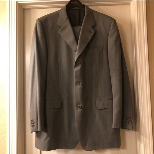 Canali Suit Jacket and Trousers
