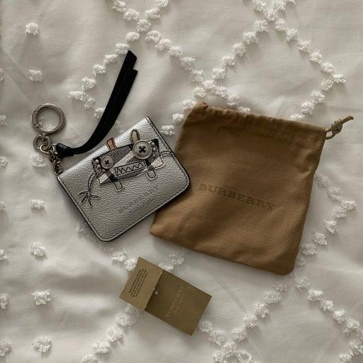 Burberry Key Chain Card holder