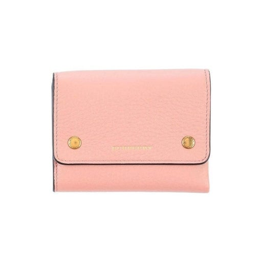 Burberry Fold over Snap Wallet