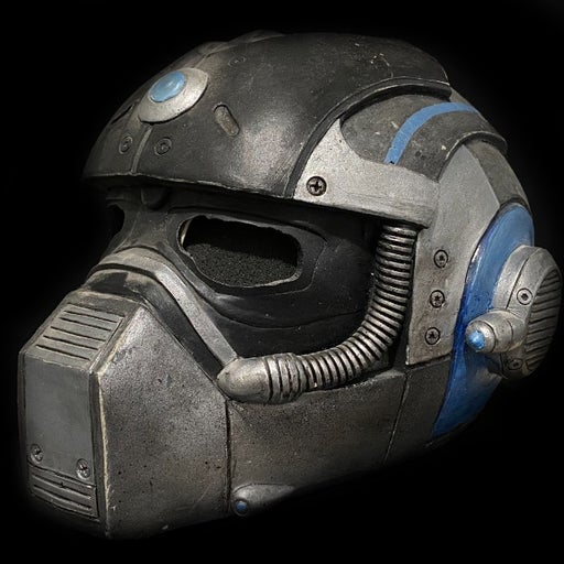 Gears of War Carmine Helmet