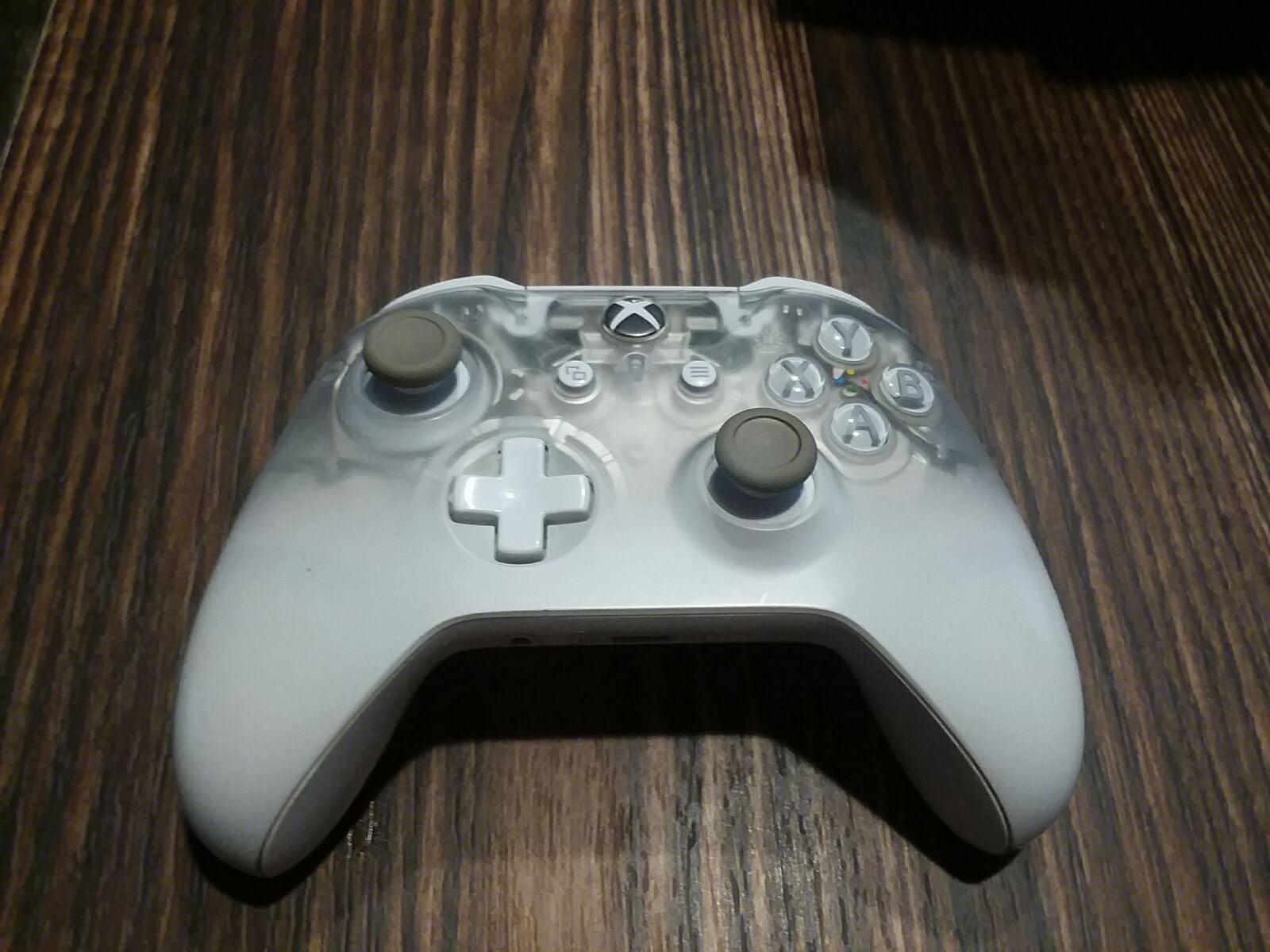 Xbox one controller wireless phantom whi