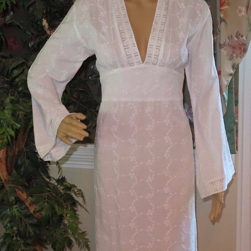 Lolita Jaca St. Barth dress Beach Cover/Dress S/M