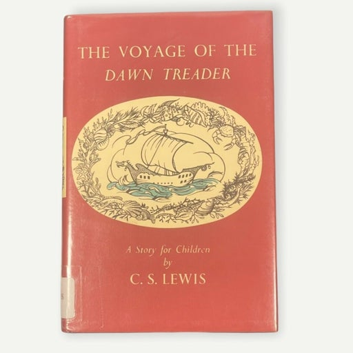The Voyage of the Dawn Treader Hardcover 2010 C.S. Lewis Chronicles.. 0007360819
