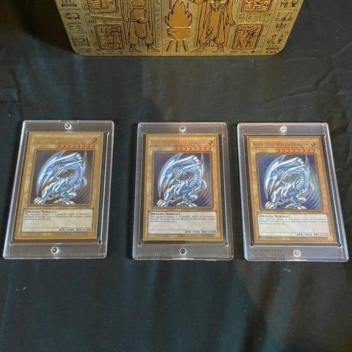Yugioh Cards blue eyes