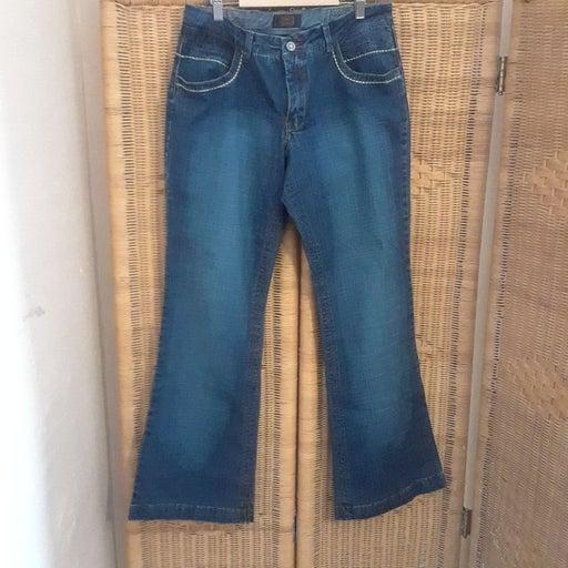 Crest Women's Jeans Blue Boot cut S11/12