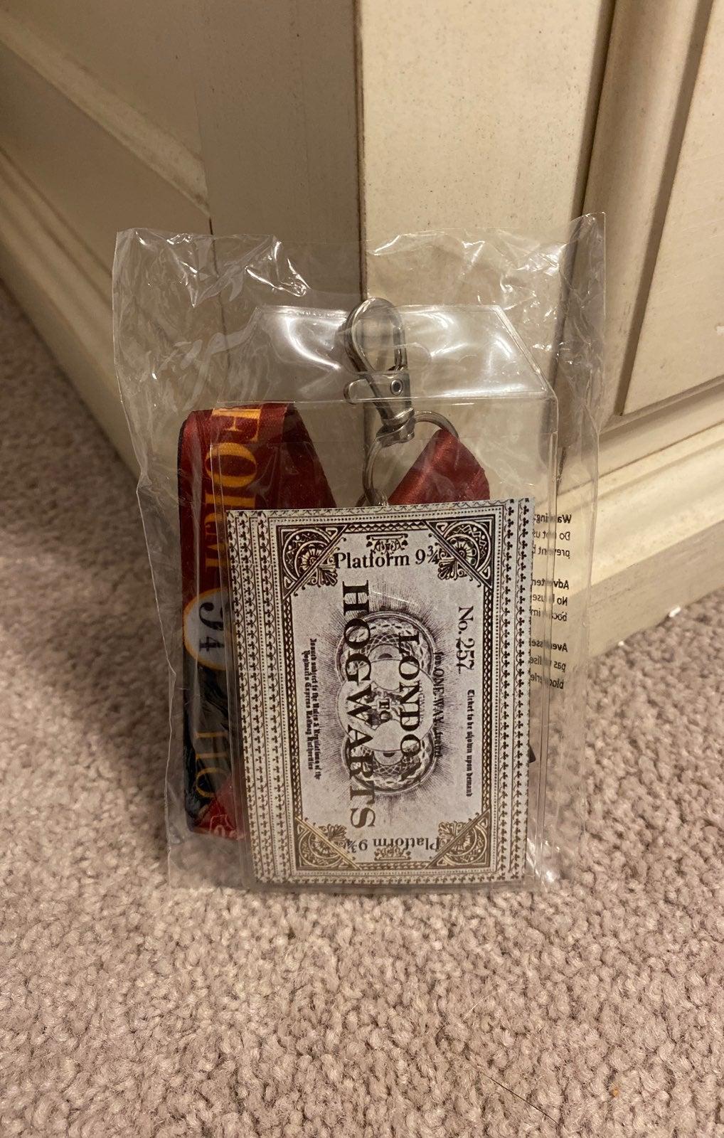 Harry Potter Hogwarts Express Lanyard