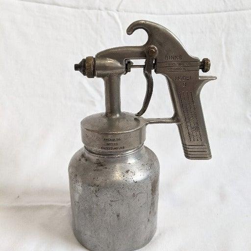 BINKS Model 8 Paint Spray Gun, Siphon Feed