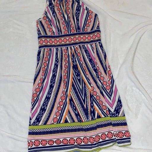 London Times Halter Dress