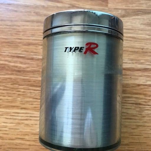 Type-R cigarette trash bin