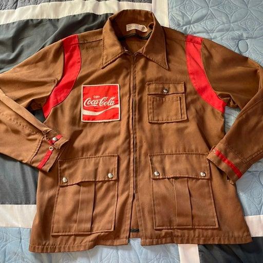 1960s Coca Cola Work Jacket