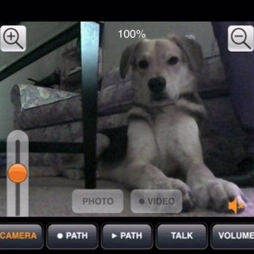 Brookstone App-controlled Wireless Spy T