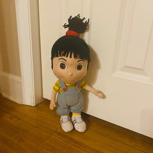 Agnes Despicable Me Doll