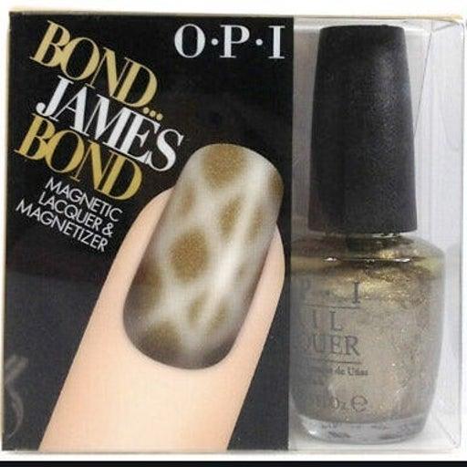 OPI Skyfall James Bond Nail Polish