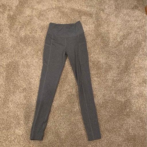 Grey So Leggings