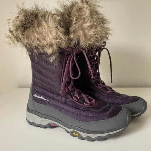 Eddie Bauer Micro Therm Insulated Boots