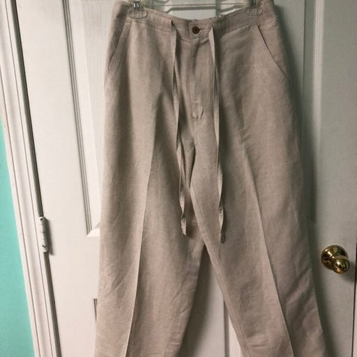 Cuvabera linen mens pants
