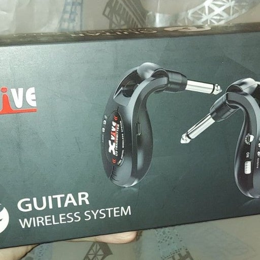 Wireless Guitar system