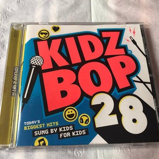 kidz bop 28 cd