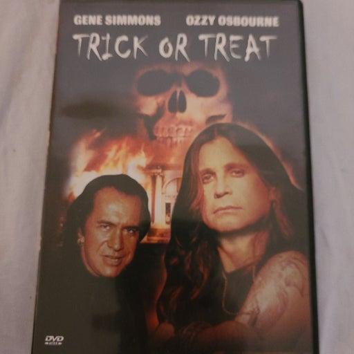 Trick Or Treat DVD (Rare OOP)