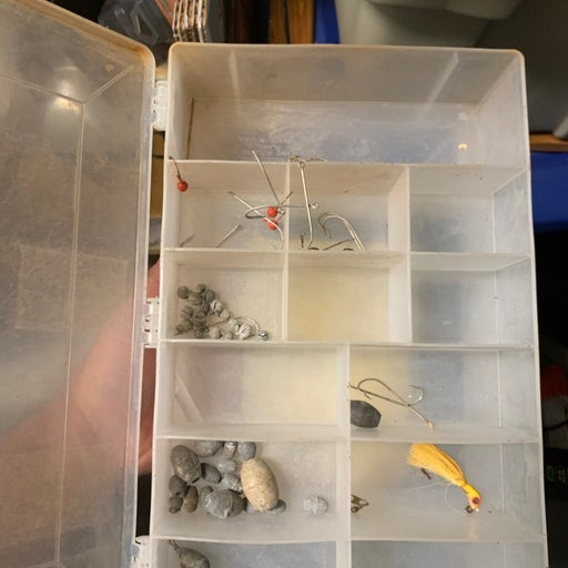 Fishing Accessories In Box's