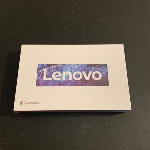 """New Lenovo IdeaPad Duet Chromebook 10.1"""" Tablet with Keyboard and Stand Cover,"""