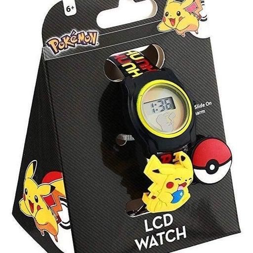 NIB Pokemon Kids Digital Watch