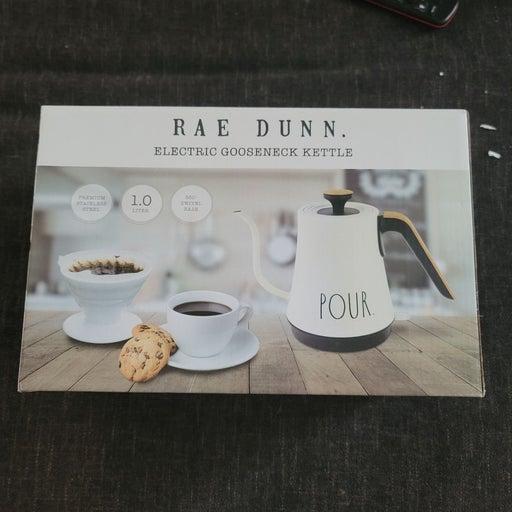 Rae Dunn Electric Gooseneck Tea