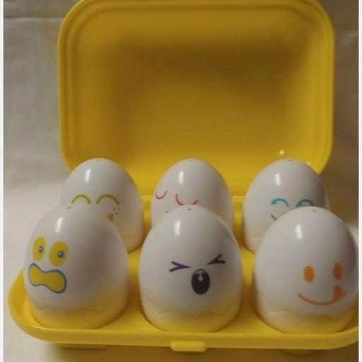 Vintage TOMY 1993 Squeak Eggs  Cute