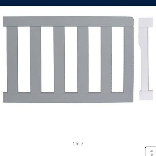 Toddler railing