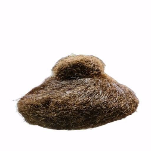 Vintage Fur Beret Hat