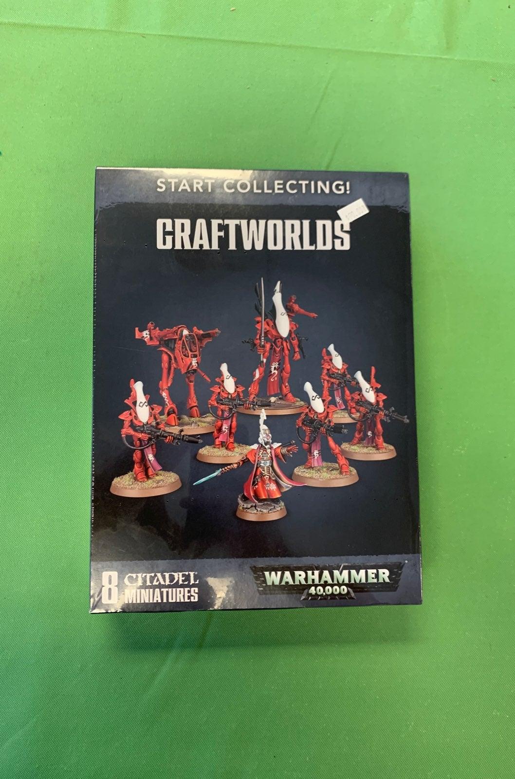 Start Collecting Eldar Craftworlds