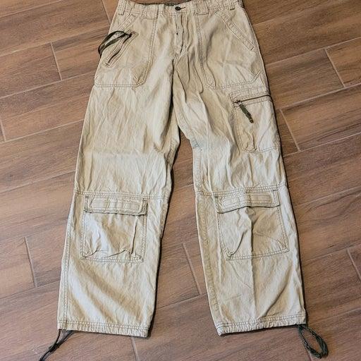 Classic Bugle Boy cargo pants 32/32