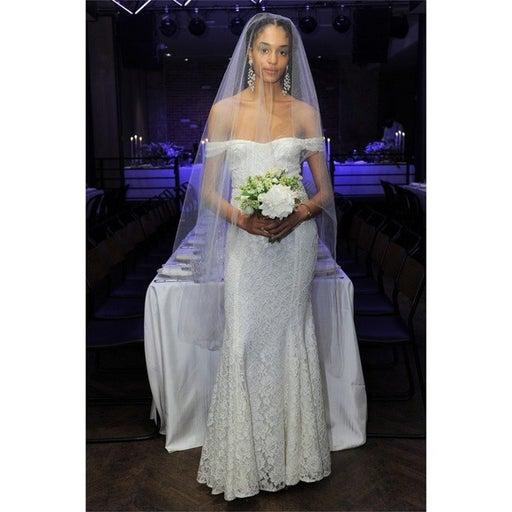 Reformation Freesia Lace Wedding Dress