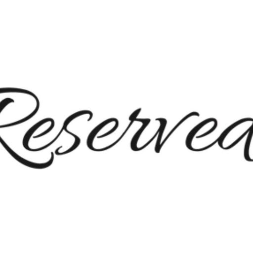 """Reserved listing  for """" Catarina """""""