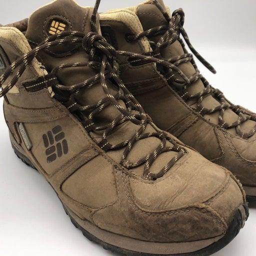 Columbia Hiking Boots Womens 8.5