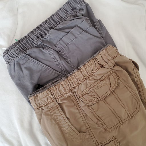 Boys Cargo Shorts Bundle