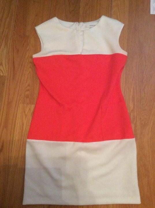 Studio One Striped Dress with Pockets