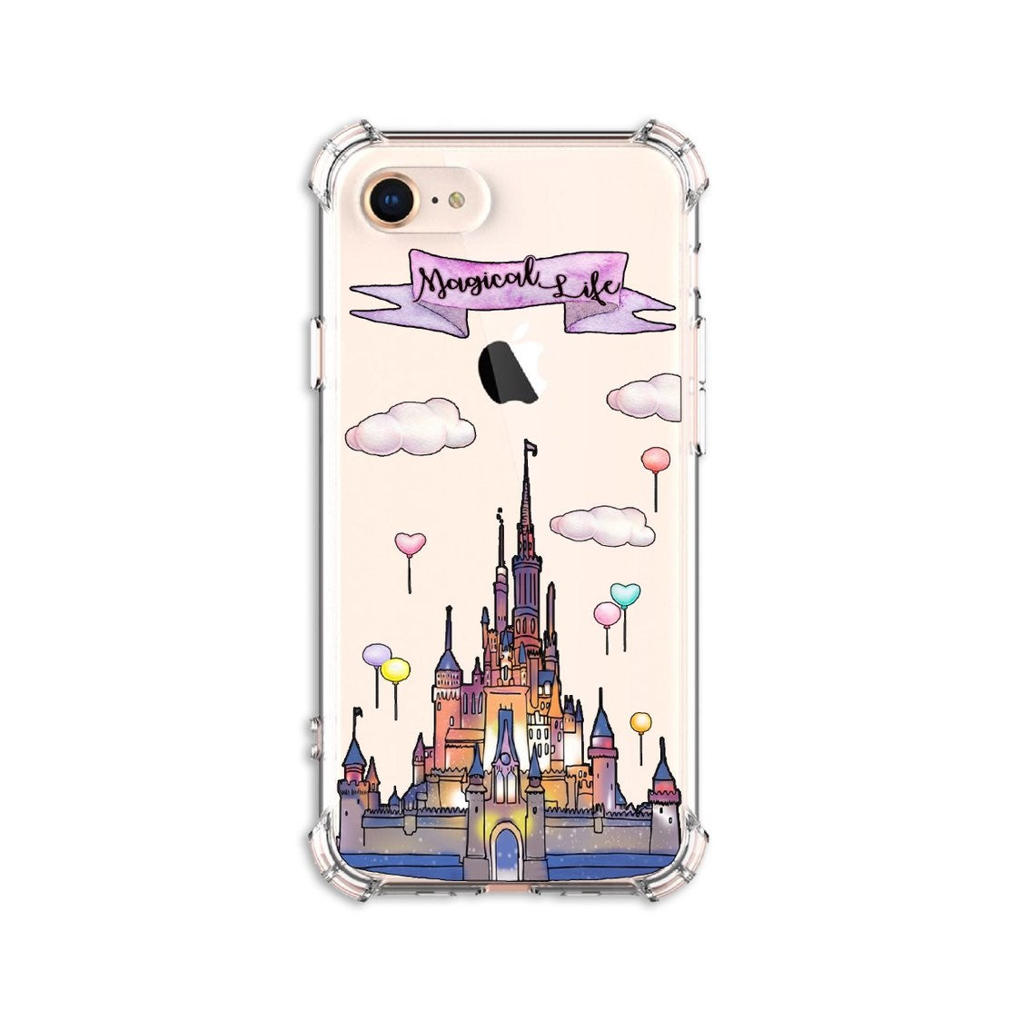 iPhone 6S Custom Magic Princess Castle