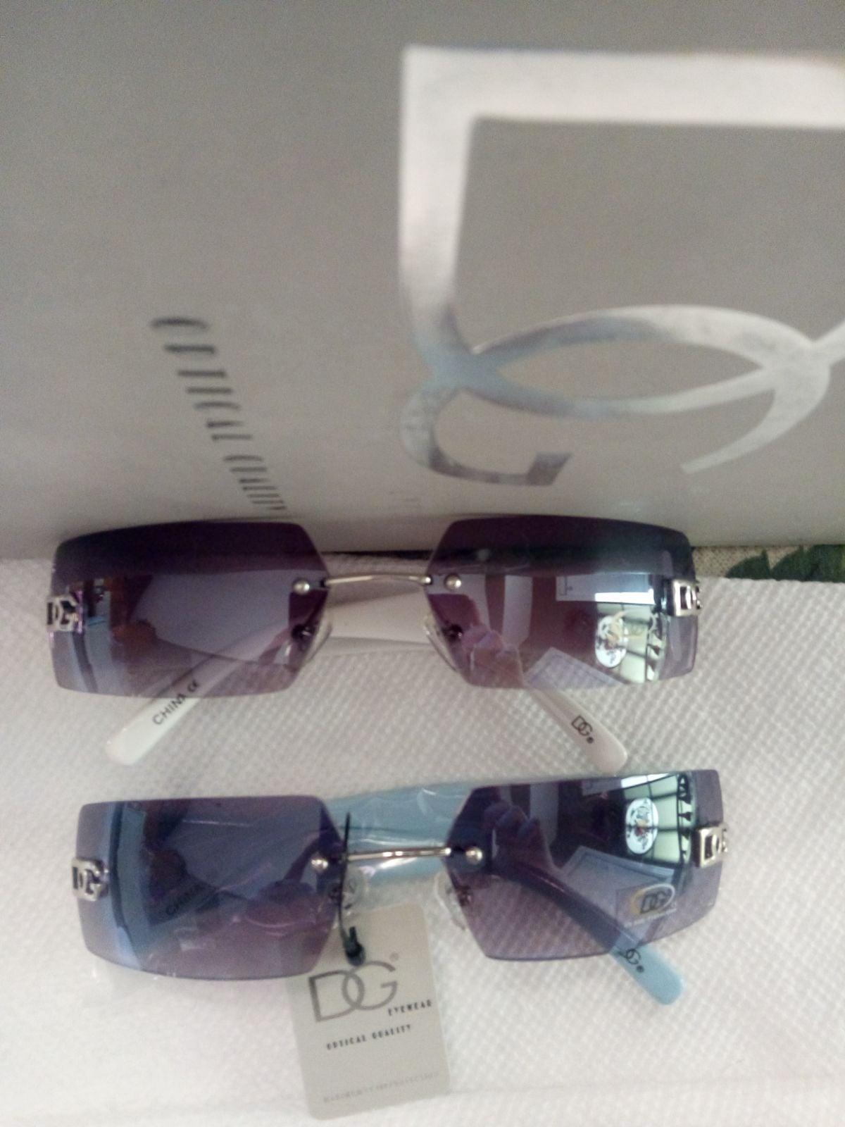 2 Pair DG Sunglasses