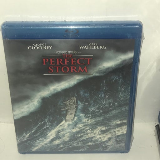 The Perfect Storm (Blu-ray Disc, 2008)  George Clooney. Mark Wahlberg
