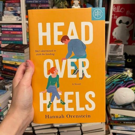 Head Over Heels BOTM