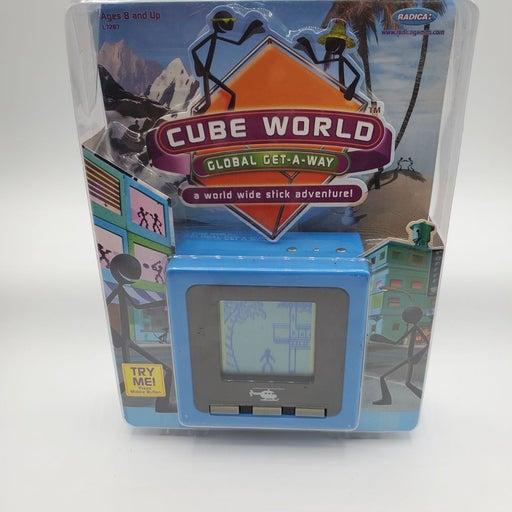 Cube World Global Get-A-Way Radica Game