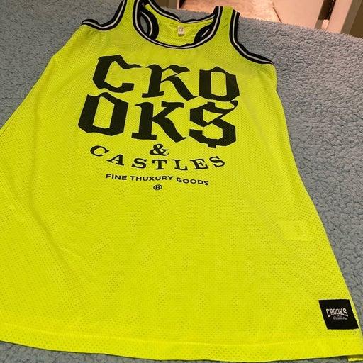crooks and castles tank
